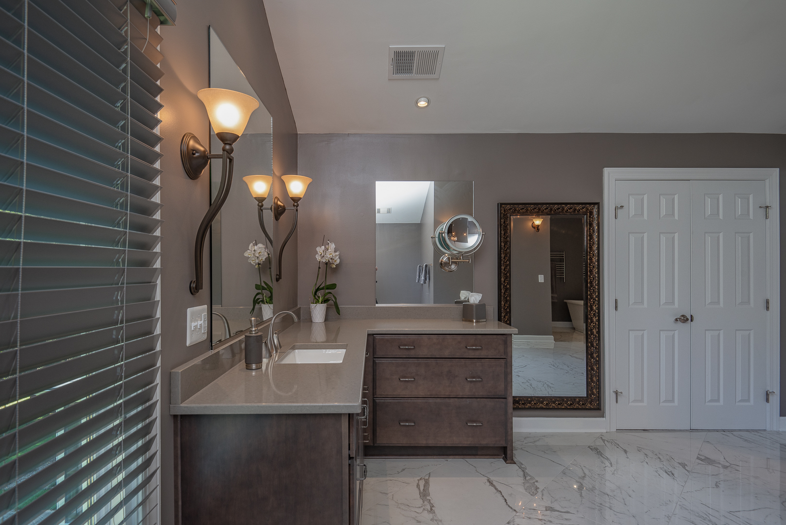 Elegant Bathroom Additions and Remodeling in Northern Virginia