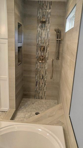 open-shower-stall-fairfax