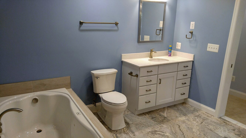 Bathroom remodeling contractor manassas fairfax for Bath remodel fairfax va