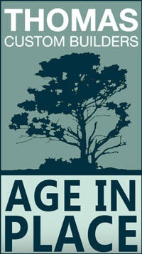 Age in Place logo for TCB