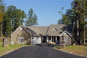 custom modular home in Virginia