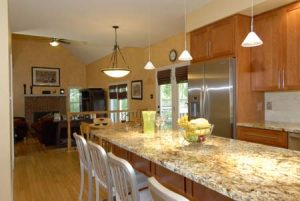 Thomas Custom Builders Kitchen
