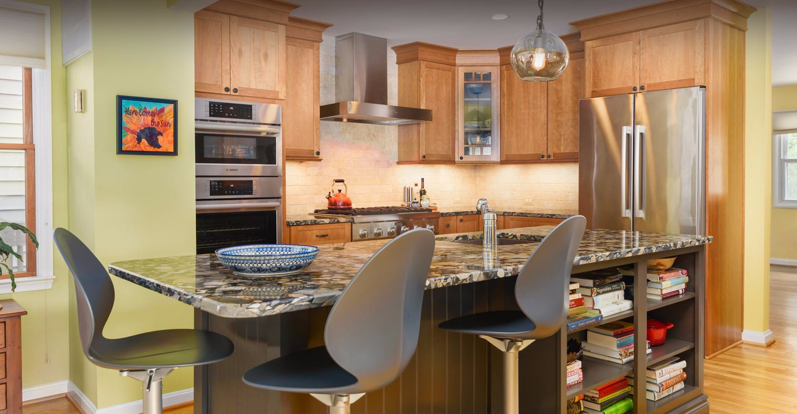 Beautiful And Practical Kitchen Remodels Get In Touch
