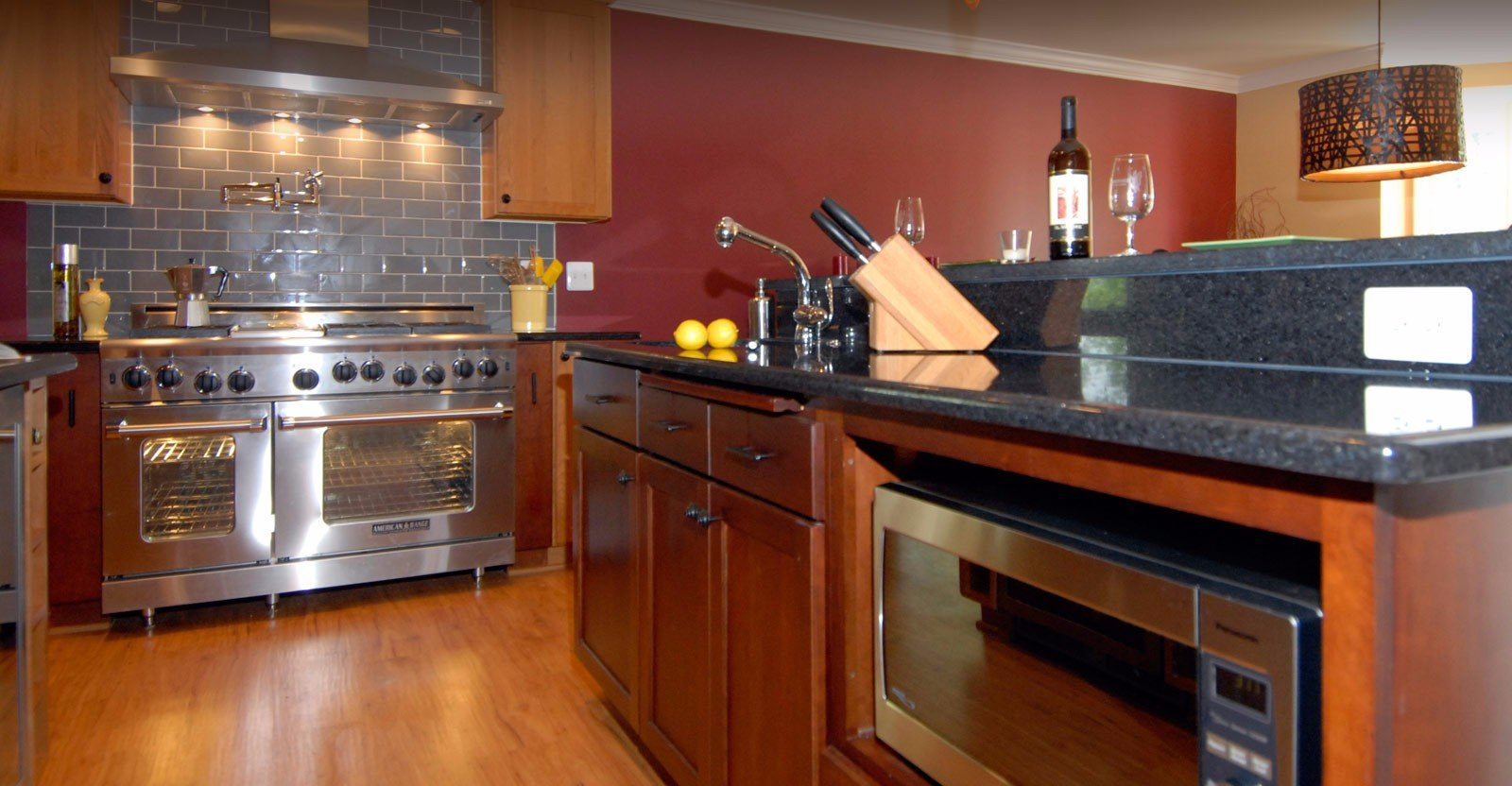 thomascustombuilders kitchen remodeling manassas va Practical Kitchens With A Modern Touch More on Kitchen Remodeling