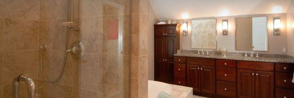 Remodeling Company Manassas Fairfax Arlington VA Thomas Custom Cool Bathroom Remodeling Arlington Va