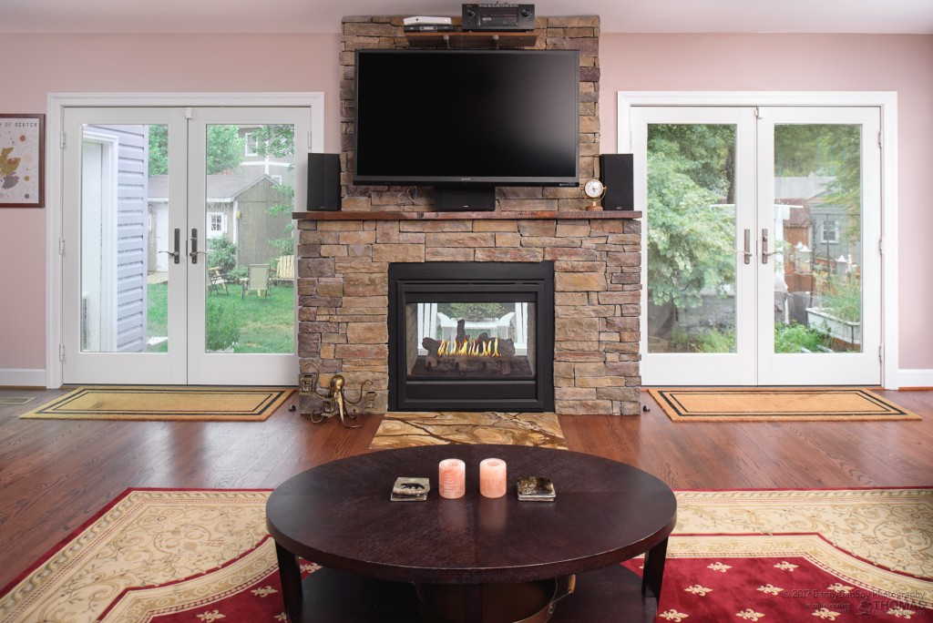 fireplace & fire pits falls church