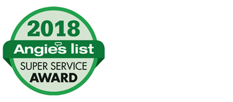 Angies List Super Service Award TCB 2018