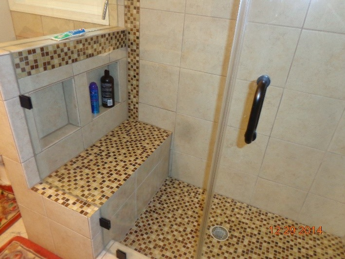 nice tile work
