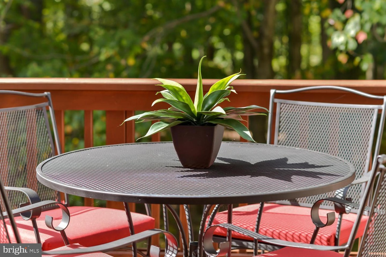 relaxing outdoor space made possible by adherence to a valid construction allowance