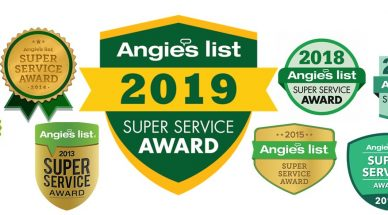 Angie's List Super Service awarded 8th year in a row