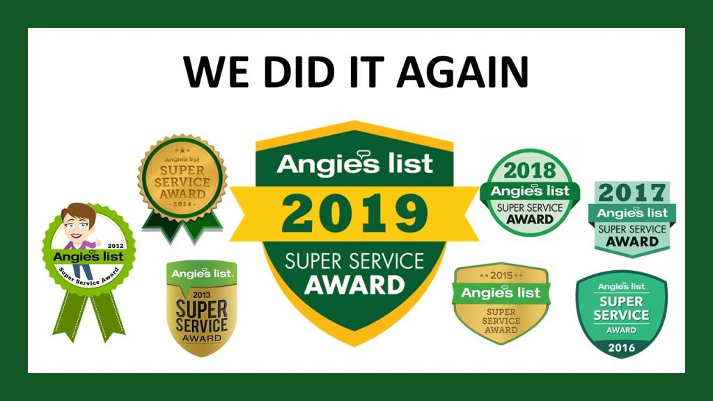TCB wins Angie's List Super Service Award for 8th year in a row