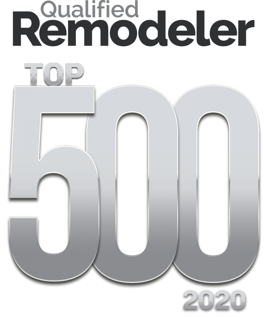 TCB Top 500 Qualified Remodeler Award