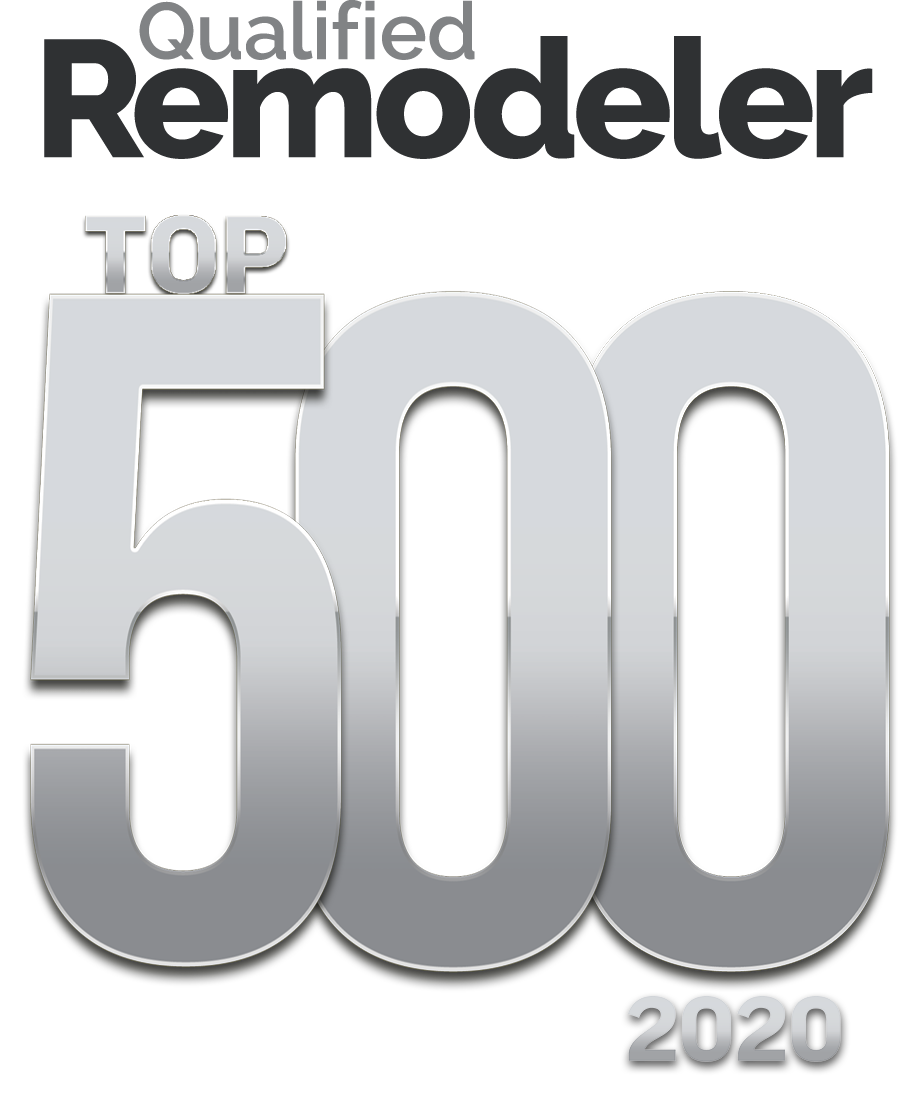 TCB Top 500 Qualified Remodeler Award