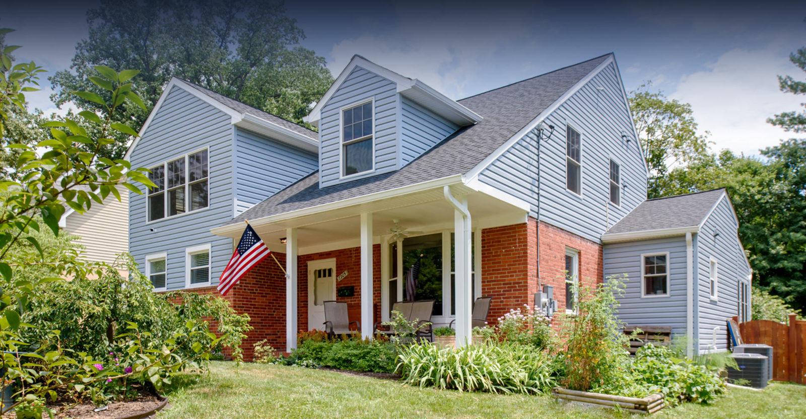 Fairfax VA home addition