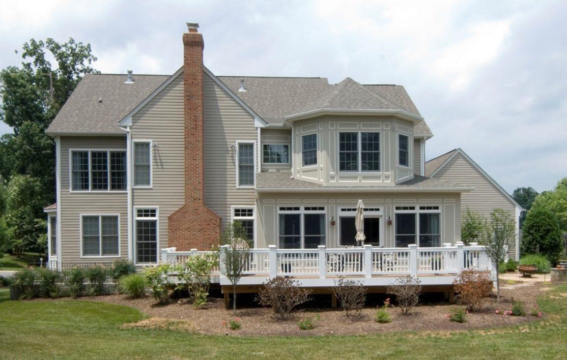 major home addition in Virginia